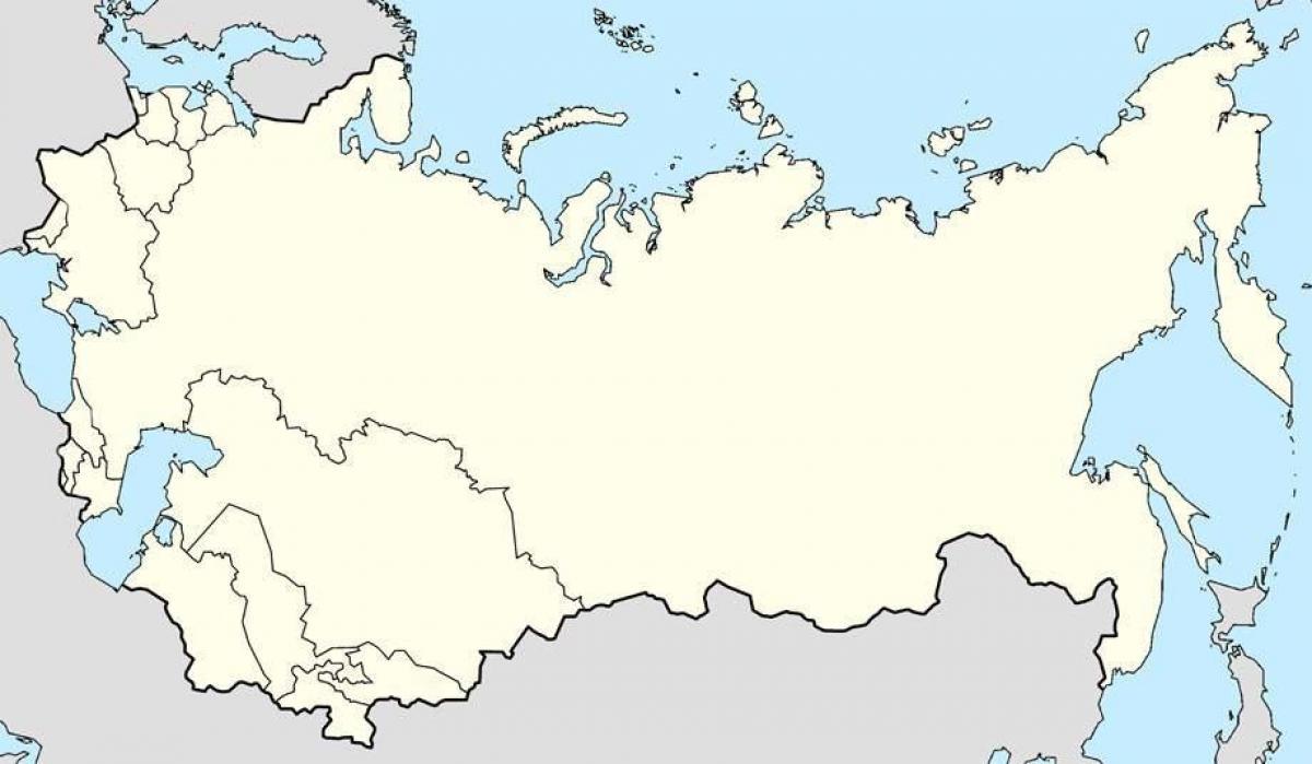 Forna Sovjetunionen Karta Quiz Sovjetunionen Karta Fragesport